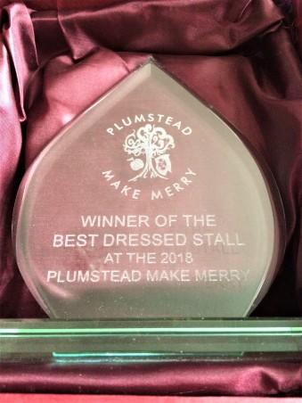 BEST DRESSED STALL AWARD 2018
