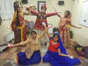 PHOTO - Ghoomar Dance - 1