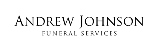 ANDREW JOHNSON FUNERAL SERVICES - AJ_TYPE_LOGO