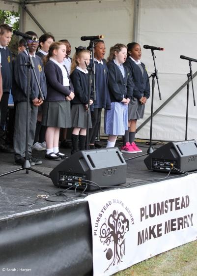 PLUMSTEAD MAKE MERRY 2019 - Sarah Harper - Choir